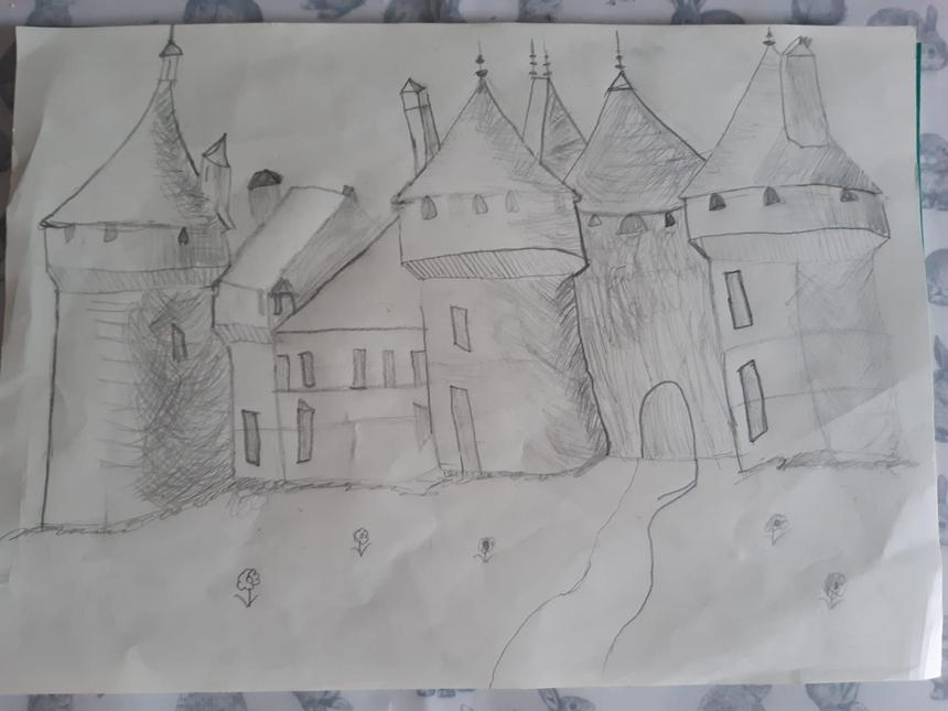 Ruby's castle
