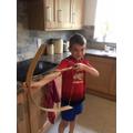 Malachy's Bow and Arrow