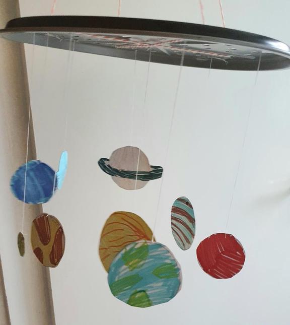 Niamh's Solar System