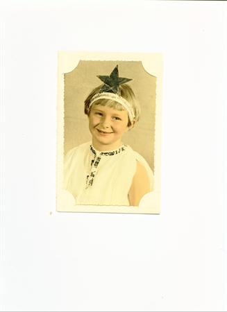 Who is this little star?