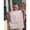 Millie's Mnemonic