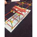 Designing a sheltered bridge