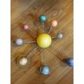 Ben's solar system