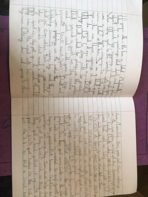Sharona's story - page 2