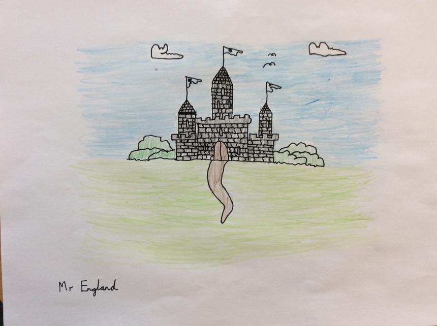 Harry's castle