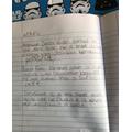 Joseph's Star Wars Day Writing.jpeg