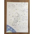 Isaac's Astronaut