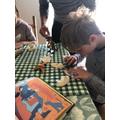 Joseph Making Fossils.jpeg