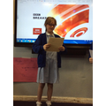 Sharing their scripts to the class