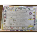 Isla's Mary Anning report