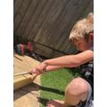 Joseph Working Hard in the Garden.jpeg