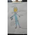 Zach's Space Suit