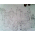 Zara - Castle Drawing