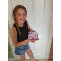 Molly Salt Dough Fossil