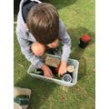 Isaac Making a Habitat.jpeg