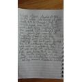Zach's Edinburg  Castle Writing 2.JPG