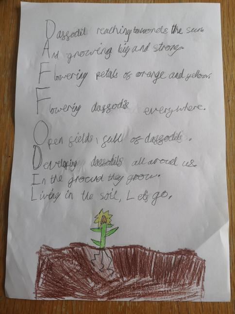 Wilson's poem