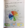 A lovely colour wheel