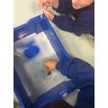 Exploring how the molecules in milk separate