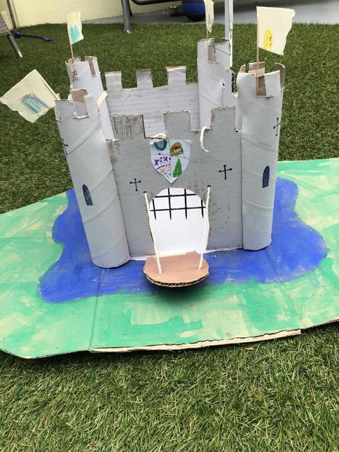 Pippa's Castle model