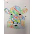 Our colour cow