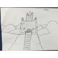 Alfie E's castle