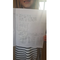 Great Maths Lucy!