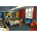 Rainbow Reading Room