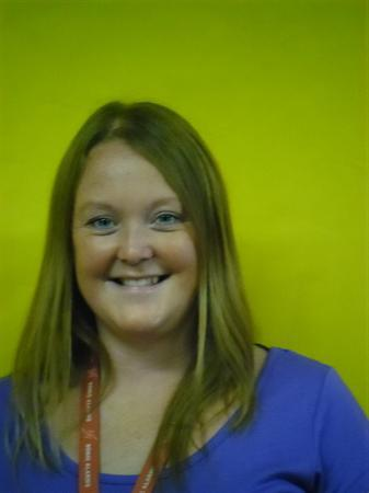 Teaching Assistant- Mrs Budge