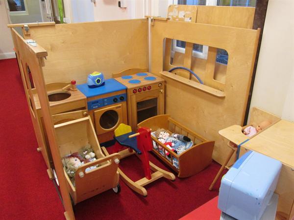 play house/home corner
