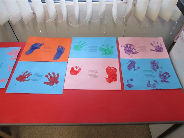 Spring term 2014 paint play examples