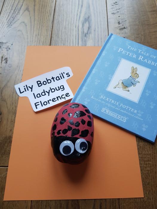 Florence The Ladybug