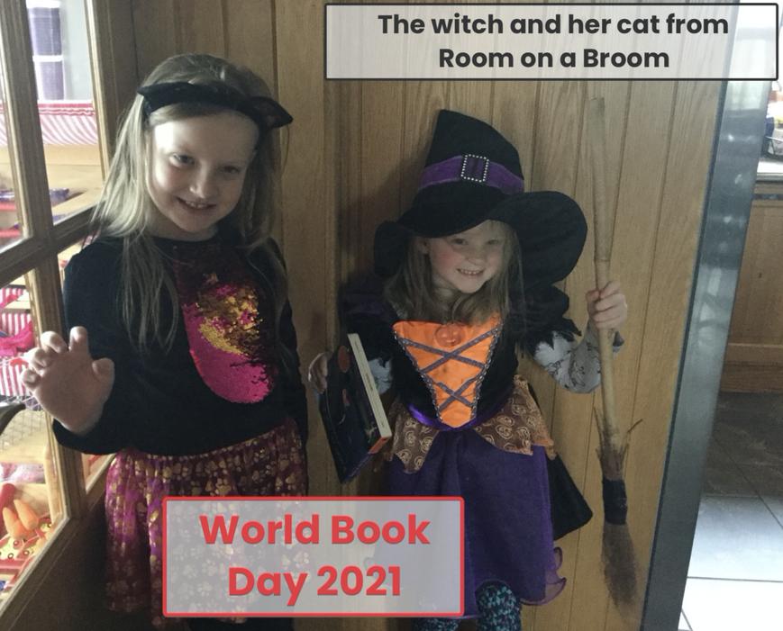 Happy World Book Day 2021