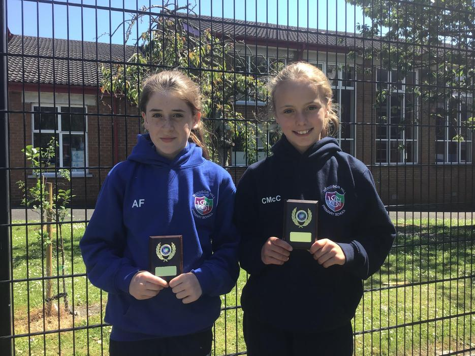 Best Overall Girls' Sports and WAU
