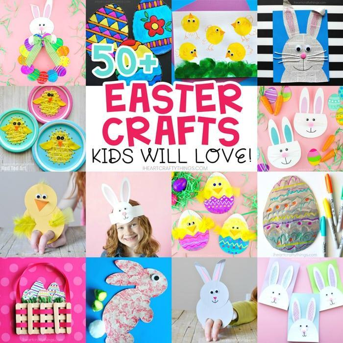 https://iheartcraftythings.com/easter-crafts-for-kids.html