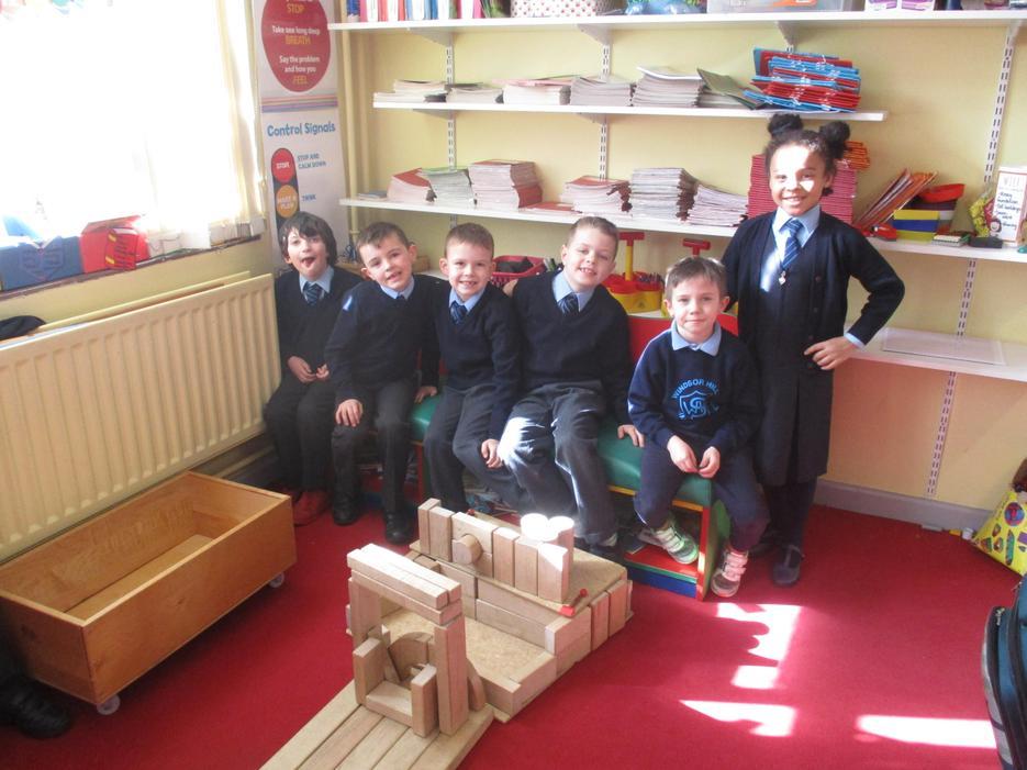 We have been building!
