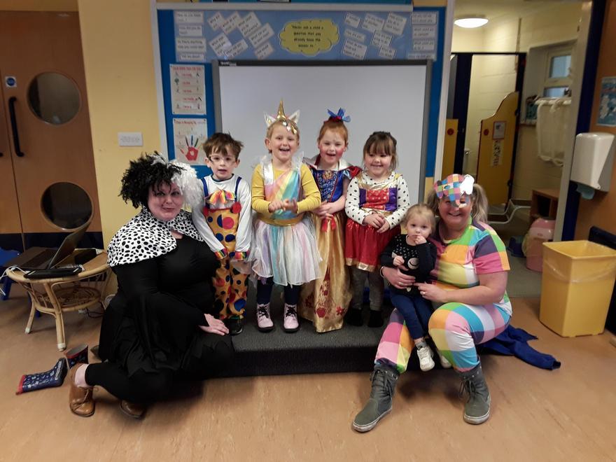 Preschool PM group