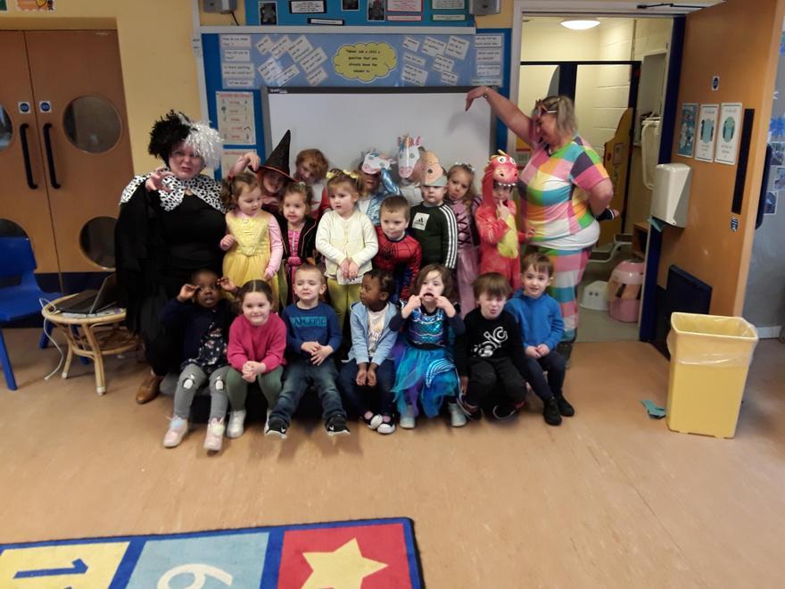 Preschool AM group