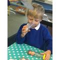 Using our senses to explore