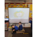 learning stories and rhymes each week