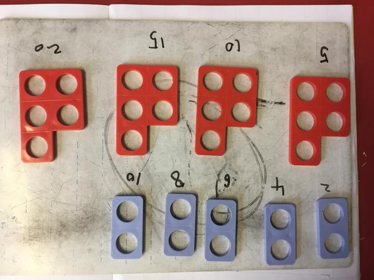 Counting in 2's and 5's