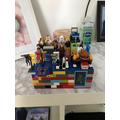 JJ- Lego Shelter