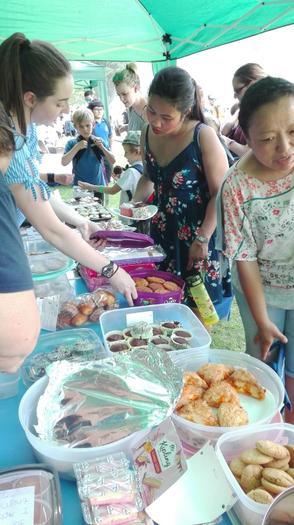 Summer fete 2019 - Cake stall