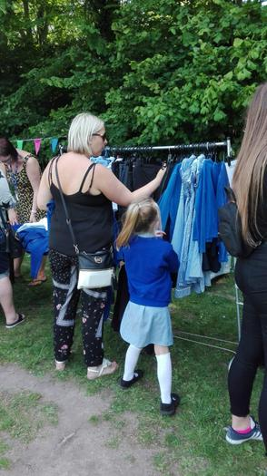 Summer fete 2019 - Second hand uniform sale