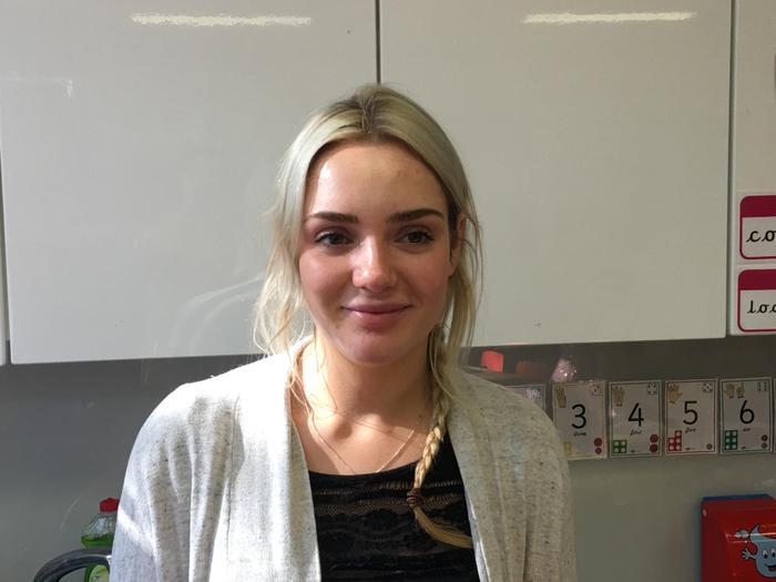 Rachael Hutton - LSA Year 1