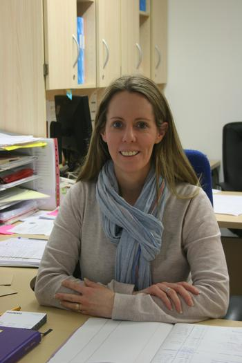 Sonya Wilson -  Admin Officer (Tuesday-Thursday)