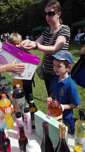 Summer fete 2019 - Bottle Tombola