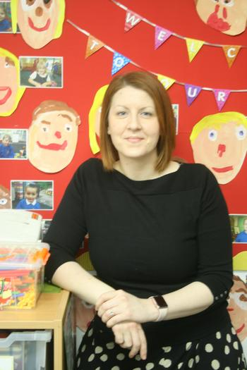 Amanda Williams - Year R Teacher, KS1 English and IT