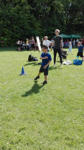 Summer fete 2019 - Welly Toss