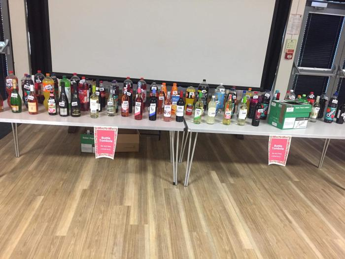 Christmas Fayre 2019 - Bottle tombola